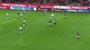 Bacca pareggia i conti con la Lazio con un goal da vero bomber di razza