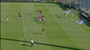 Zaccardo beffa Eduardo e realizza il goal del pareggio tra Parma e Genoa