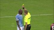 Ciani tocca il pallone col braccio in area: nessun dubbio per l'arbitro, è rigore!