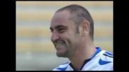 Zampagna goal, l'Atalanta torna in partita a Livorno