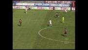 Zanchi anticipa clamorosamente Esposito sulla linea in Cagliari-Messina