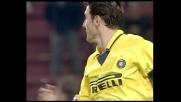 Zanetti colpisce il palo, Udinese graziata