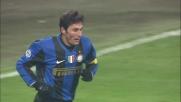 Zanetti è inarrestabile sulla fascia destra contro il Cagliari