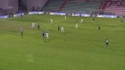 Zaza di testa infila Bardi e pareggia i conti con il Livorno