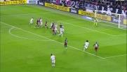 Zaza e Pogba mancano di poco l'impatto con la palla nell'area del Genoa
