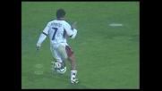 Esposito segna il goal del pareggio contro l'Atalanta