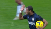 Rolando risponde a Pinilla con un goal impossibile da sbagliare