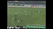 Zidane prova la conclusione dalla distanza contro la Lazio