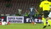 Primo goal di Higuain al San Paolo contro il Verona
