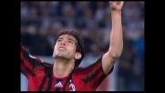 Kakà su rigore riporta in vantaggio il Milan contro la Lazio