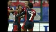 Zola sblocca il risultato su rigore contro l'Inter