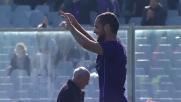 Suarez firma il poker, la Fiorentina travolge il Frosinone
