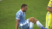 De Vrij, incornata imprecisa contro il Pescara