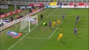 Romulo con un goal di rapina pareggia subito i conti con la Fiorentina