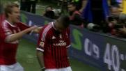 Il goal di Boateng regala la vittoria casalinga al Milan contro il Genoa