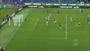 All'Olimpico Eder sfiora il goal su assist di Candreva
