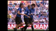 Assist di Recoba e goal di Ronaldo in Inter-Empoli