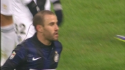 Cross di Jonathan e Palacio spinge in goal
