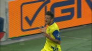 Gran goal di Thereau in Chievo-Sampdoria