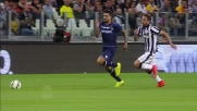 Marchisio blocca in tackle la ripartenza dell'Udinese
