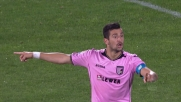 Nestorovski trafigge Bizzarri...ma è in offside