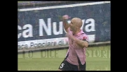 Penalty impeccabile di Corini in Palermo-Atalanta