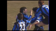 Sala anticipa Mareggini: goal dell'Atalanta