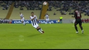 Seedorf serve Pato con il tacco no-look in Udinese-Milan